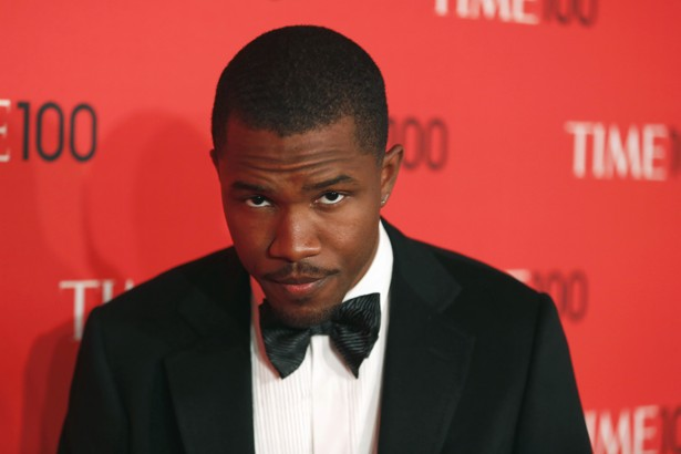 Frank Ocean's Channel Orange Is Back In The Billboard 200