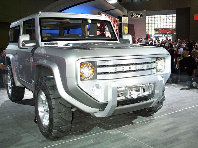 2016 Ford Bronco >> 2016 Ford Bronco News Classic Vehicle Might Be Out Later This Year