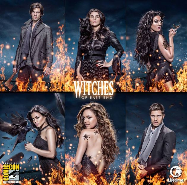 Witches Of East End Season 3 Renewal Hopes Are Dim As Actresses Jenna Dewan Tatum Madchen Amick And Julia Ormond Move On To Other Shows