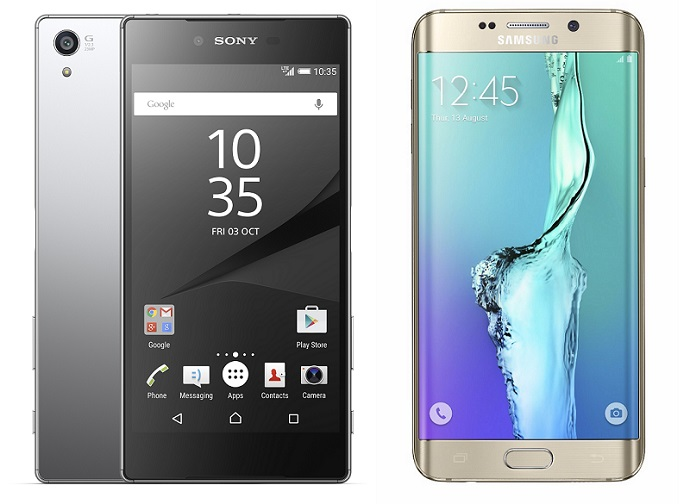 Sony Xperia Z5 Premium vs  Galaxy S6 Edge Plus: Even a 4K display