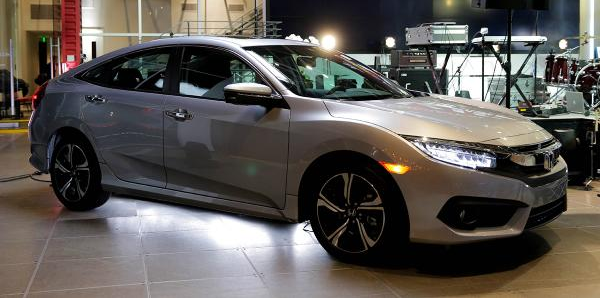 2016 Honda Civic News Inside And Outside Of Upcoming Car Seen In