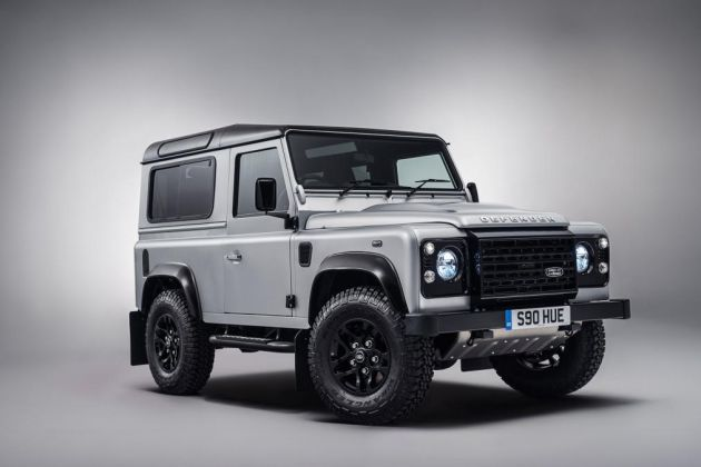 2019 Land Rover Defender news: new Defender will come with