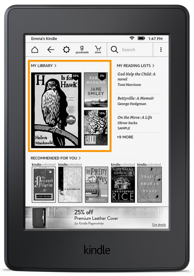 Amazon Kindle Driver for XP