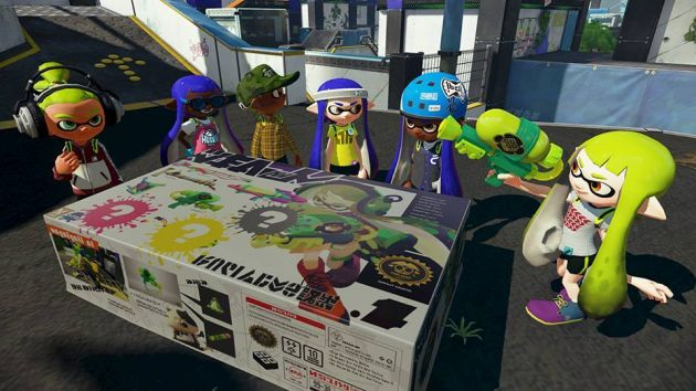 splatoon news latest update makes changes to stages and splatfest