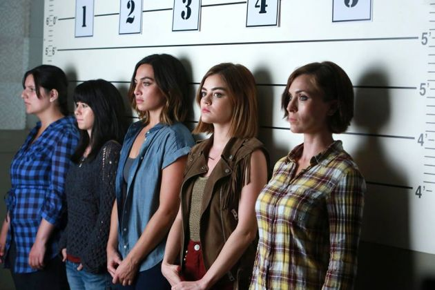 pretty little liars seasons 6