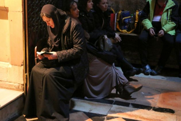 Holy Sepulchre shut down to protest 'alarming' Israeli policies
