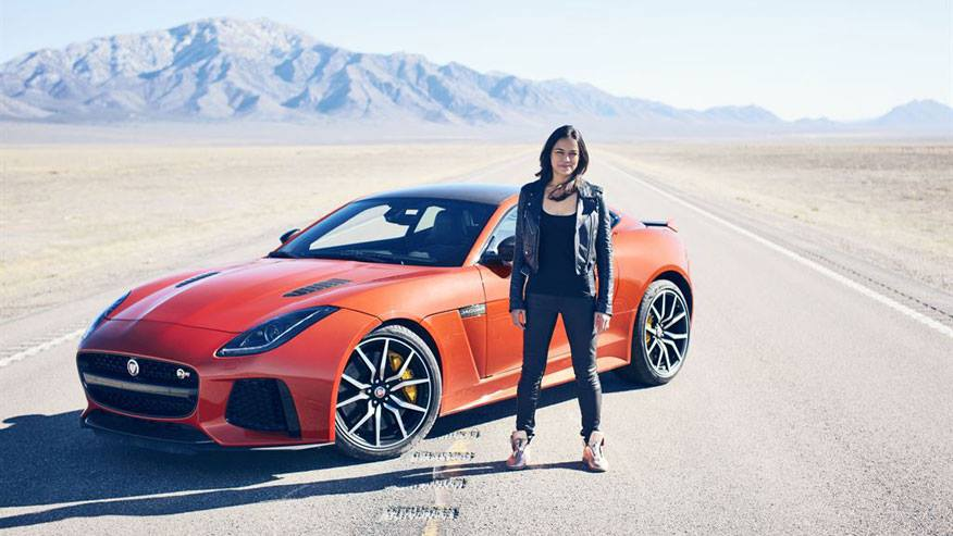 Fast And Furious 8 Cast Update Michelle Rodriguez Reacts To New Cast Scott Eastwood