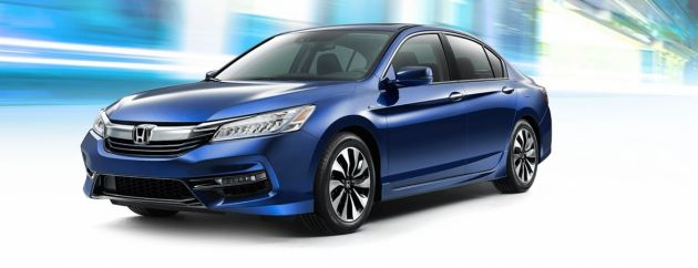 2017 Honda Accord Hybrid Specs Sedan With 212 Horse And 48 Mpg Arriving This Spring