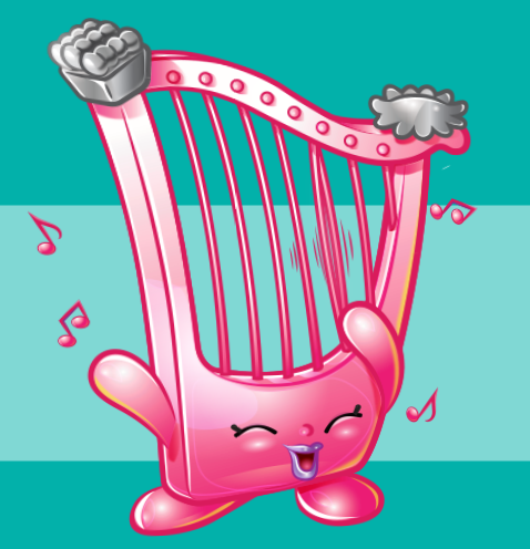 Shopkinsworld Hillary Harp Is One Of The Featured Shopkins In Season Five