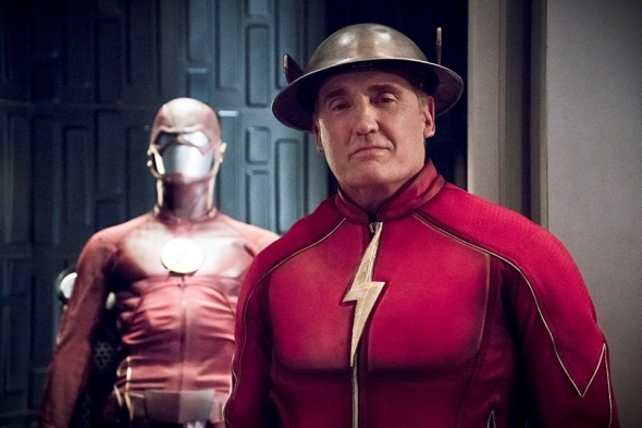 The real Jay Garrick will return
