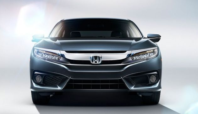 Honda Civic 2017 Release Date Specs Production Models Spied With 1 5 Liter Vtec Turbo Gasoline Engines
