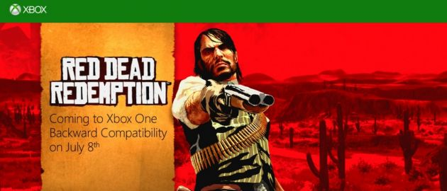 Xbox One Backwards Compatibility news: 'Red Dead Redemption
