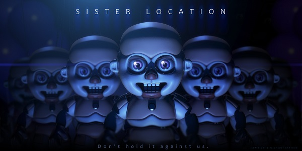 Five Nights At Freddy S Sister Location Updates New Baby Animatronics Revealed Will The Game Be Set In An Animatronics Factory