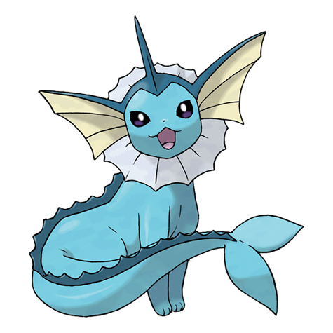Pokemon OfficialEevee Can Evolve To Vaporeon By Assigning The Captured A Rainer Nickname