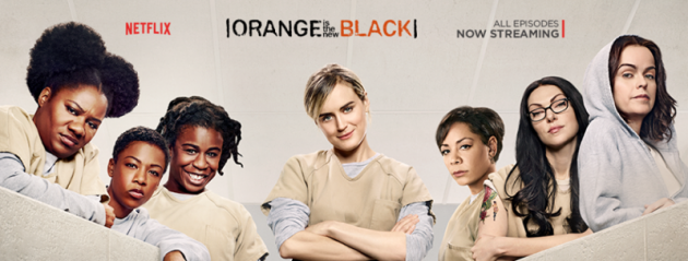 Writer of orange is the new black dating poussey and bennett