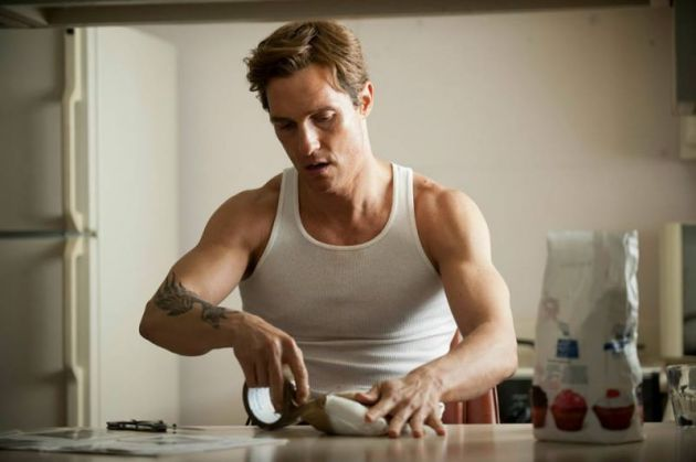 Personality rust cohle True Detective