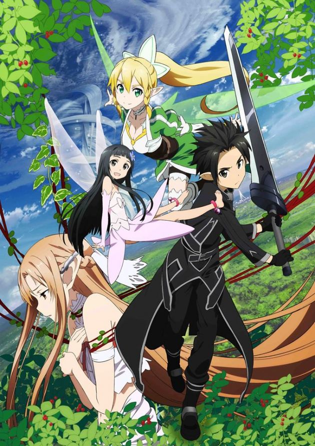 Sword Art Online Season 3 Release Date News Series Might Air On Netflix Animated Movie Ordinal Scale Set For A 2017