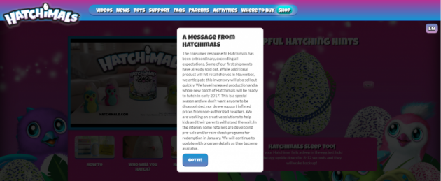 Hatchimals sold out at Walmart, Target: find out where you ...