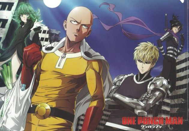 One Punch Man' season 2 rumors: Saitama to kneel before Lord Boros?