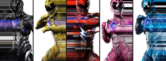 Power rangers dating, out side and naturally naked