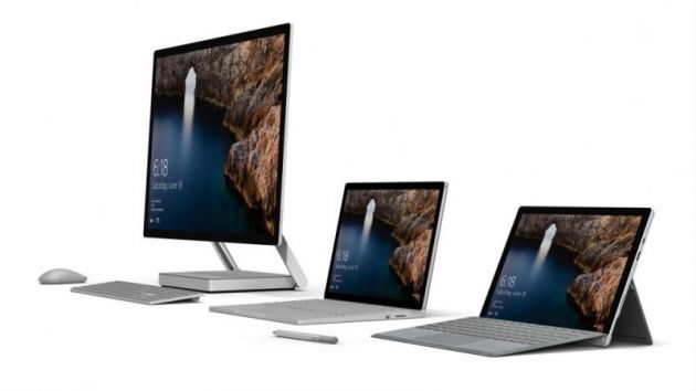 Microsoft Surface Pro 5 release date, specs & features