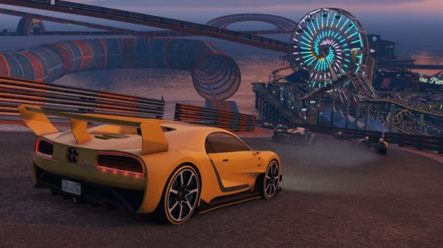 Best Street Racing Cars In Gta