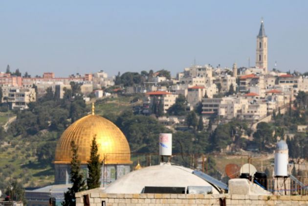 Jerusalem has a shared past and future for three religions