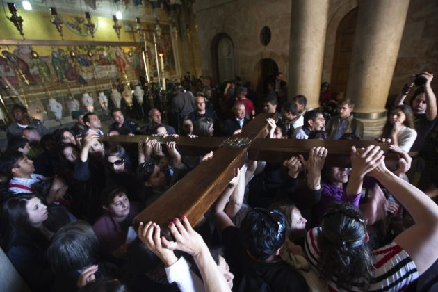 Holy Land Church leaders say Easter offers hope in sea of