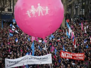 protest-against-french-family-law
