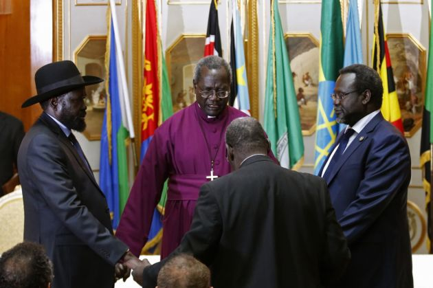 South Sudan warring parties agree to a ceasefire - AU