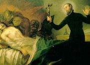 goyas-painting-of-a-catholic-priest-performing-an-exorcism
