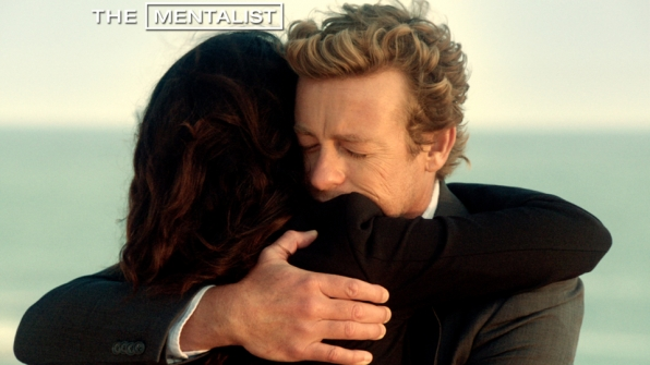 Who is lisbon dating on the mentalist