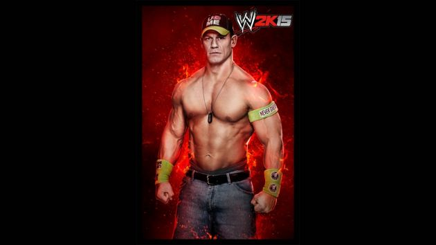 WWE 2K15 News John Cena Graces Cover Manager Talks Graphics For PS4 Xbox One Last Gen Consoles