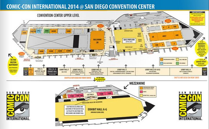 San Diego Comic Con 2014 lineup: Geek out on big movie releases
