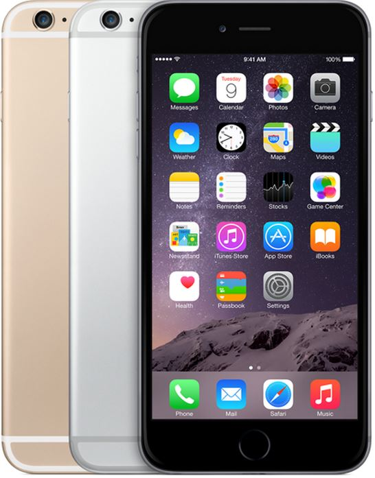 PHOTO Apple InciPhone 6 Will Be Available In Three Colors Gold Silver And Gray