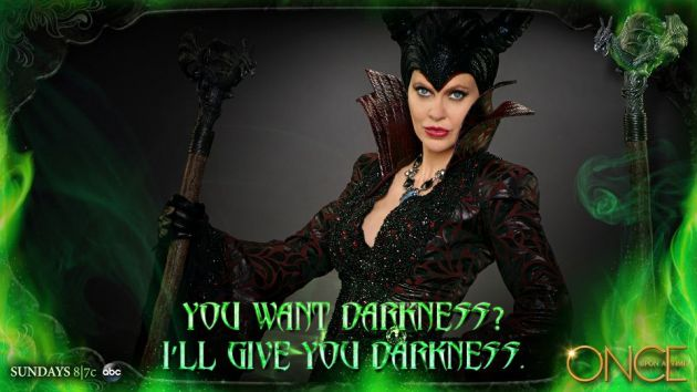 Once Upon A Time' season 4 episode 20 spoilers: Maleficent's