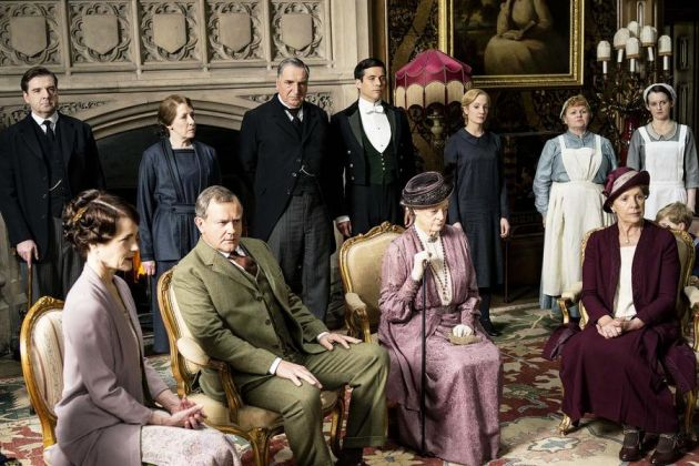 Downton Abbey' season 6 spoilers: a wedding, new love and