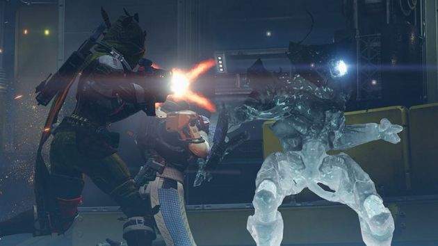 Destiny The Taken King' news: Exotic weapons Gjallahorn and Thorn